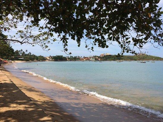 Praia de Meaípe, no Espírito Santo