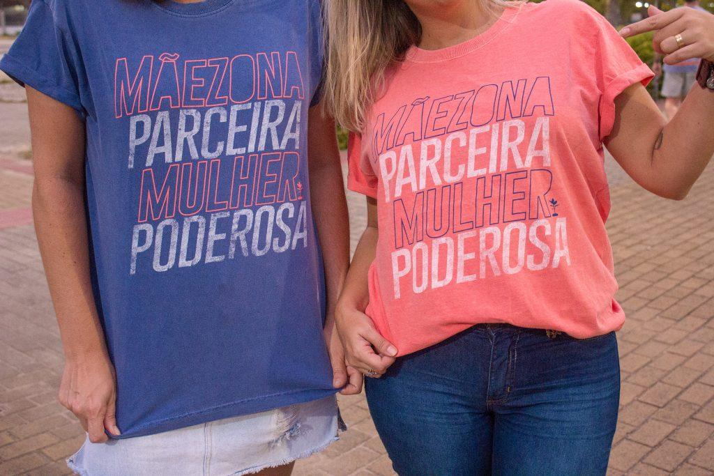 t-shirt origens dia das mães